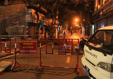 COVID-19 : Hai Phong accélère la traçabilité des cas liés aux infectés - Le Courrier du Vietnam