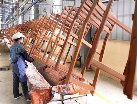 exportations, bois, produits sylvicoles