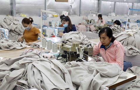 exportations, Hanoï, commerce