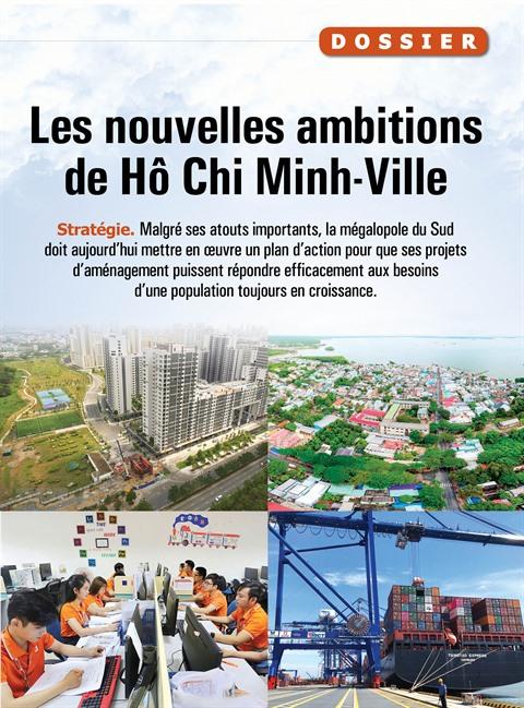 Les nouvelles ambitions de Hô Chi Minh-Ville
