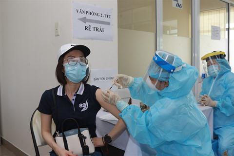Pour éradiquer la propagation du COVID-19 àHô Chi Minh-Ville