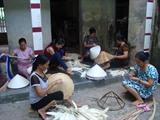 Chuông, le village qui préserve la quintessence du nón