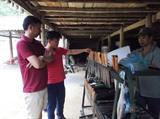 Une visite au village des forgerons de Pac Rang