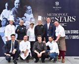 Cuisine: 13 chefs de renom offrent un spectacle à Hanoï