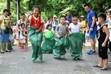 Think Playgrounds et l'initiative des espaces de jeu en ville