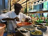 Les grands chefs cuisiniers réunis à l'occasion du