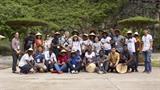 Découvrir Tràng An avec les étudiants francophones