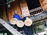 L'originalité des chapeaux coniques des Tày à Bac Hà