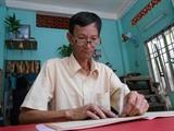 Võ Văn Rạng, le dernier restaurateur des livres anciens de Saigon