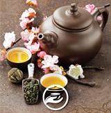 Dégustation du thé à la vietnamienne lors des jours printaniers