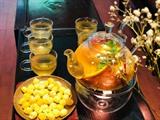 Visite d'une maison de thé traditionnel au cœur de Hanoï
