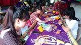 L'originalité des villages de broderie du Vietnam