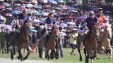 L'originalité de la course de chevaux de Bac Hà à Lào Cai