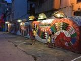 D'une rue des ordures, Phuc Tân est devenue un espace artistique