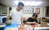 Han Nom Duong, là où revivent les anciens livres