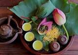 Le thé au lotus du lac de l'Ouest, une spécialité de la capitale