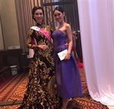 Le Vietnam remporte le meilleur costume traditionnel aux 19e Miss Tourisme International