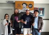 Le Vietnam présent à lExposition de la bière du Pacifique 2017