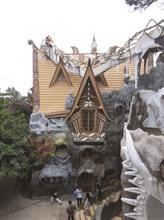 Crazy House ou lode à la nature dune architecte vietnamienne