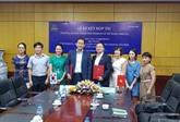 Développement du personnel parlant coréen au Vietnam