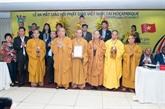 LAssociation bouddhique du Vietnam au Mozambique voit le jour