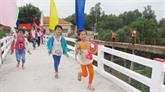 Viêt kiêu : collecte de fonds pour la construction de ponts dans les zones rurales