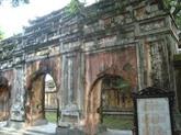 Huê : restauration du palais Phung Tiên avec le soutien de lAllemagne