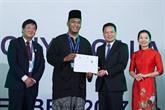 La jeunesse de lAPEC agira pour une Asie-Pacifique dynamique et prospère