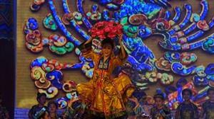 Inauguration du Festival de la culture mondiale Hô Chi Minh-Ville - Gygeogju 2017