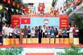La fête de grande union nationale célébrée dans plusieurs localités vietnamiennes
