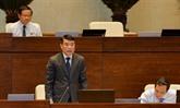 Le gouverneur de la Banque dÉtat répond aux questions des députés
