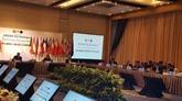 LASEAN et lUE dialoguent sur le développement durable