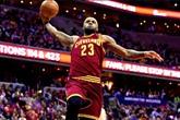 NBA - Cleveland enchaîne, San Antonio foudroie OKC