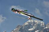 Saut à skis : les hommes volants en escadrille vers Pyeongchang