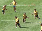 Rugby: retrouvailles épicées Angleterre-Australie