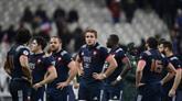 Rugby : des Bleus au fond du gouffre pour la presse
