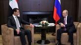 Syrie : Poutine assure Trump quil cherche une solution à long terme