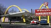 McDonalds va démolir la réplique de son premier restaurant franchisé