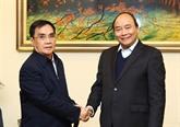 Le Vietnam attache toujours de limportance à ses relations avec le Laos
