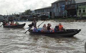 Tourisme fluvial : la Colombie veut acquérir des expériences de Can Tho