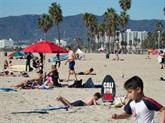 Thanksgiving à la plage : records de chaleur dans le Sud-Ouest des États-Unis