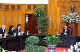 Le PM sattend à une expansion des entreprises japonaises etnbsp sud-coréennes au Vietnam