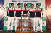 Coupe Davis : Tsonga, Pouille, Gasquet et Herbert pour France-Belgique