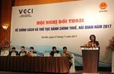 Dialogue avec les entreprises sur les politiques et formalités fiscales