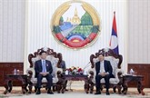 Développement de la coopération judiciaire Vietnam - Laos