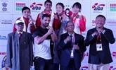 Dô Hông Ngoc qualifiée pour les Jeux olympiques de la jeunesse 2018