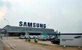 Samsung continue daider les entreprises vietnamiennes