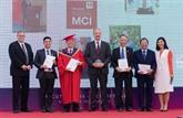 Masters EMBA-MCI : 10 ans de présence au Vietnam
