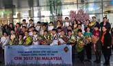 Le Vietnam remporte trois médailles dor à un concours de mathématiques en Malaisie
