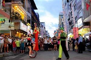 Hô Chi Minh-Ville : deux nouvelles rues piétonnes inaugurées avant le Têt